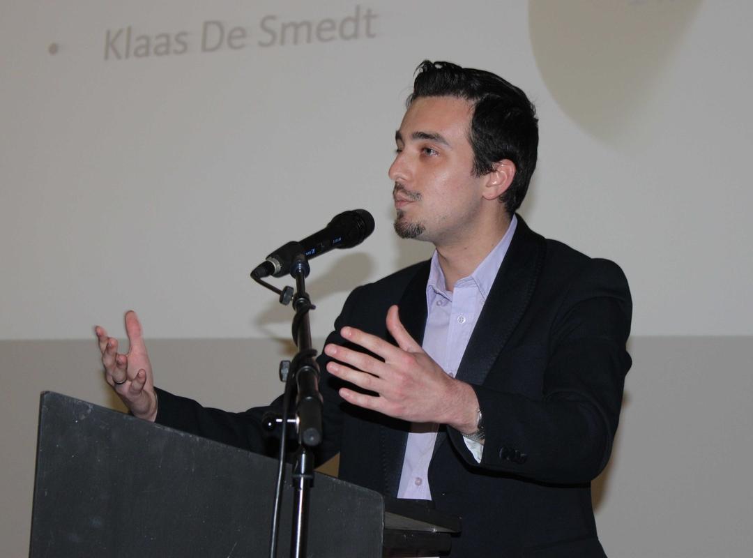 Klaas De Smedt
